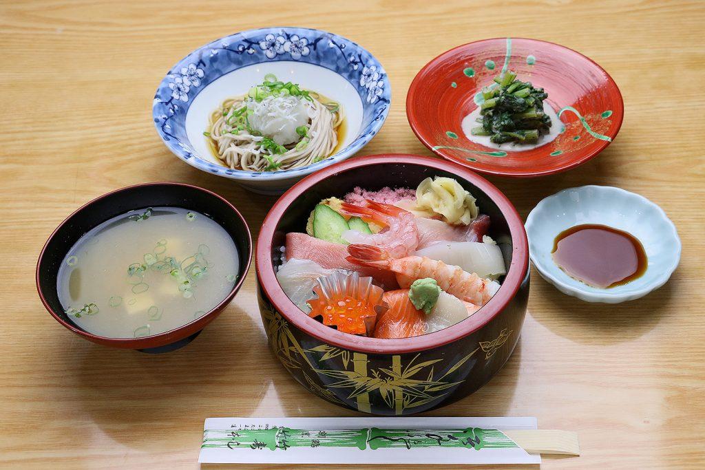 にいつ食の陣|竹寿司