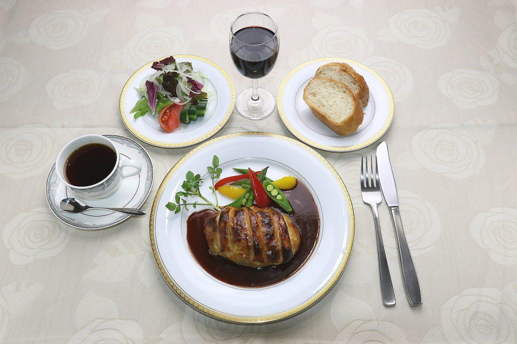 にいつ食の陣|レストラン  ムッシュ